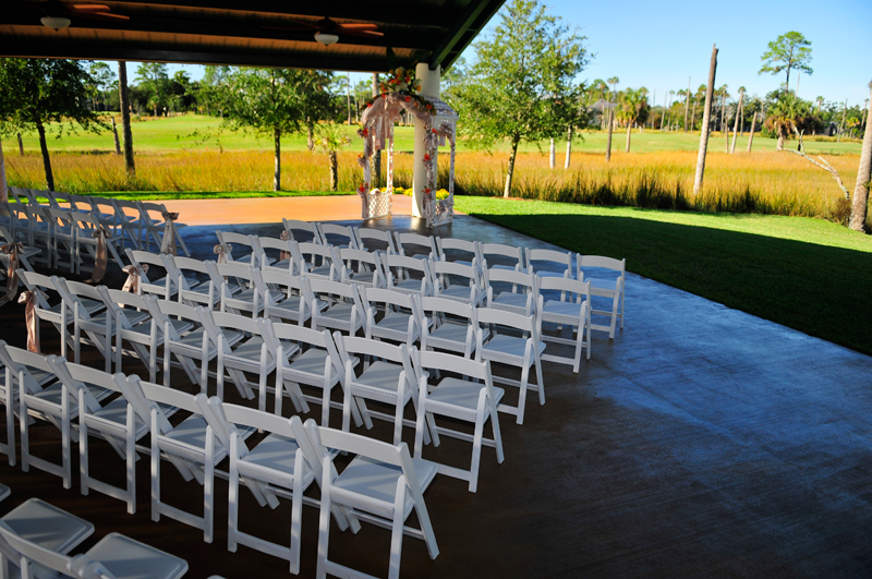 Marsh Landing Wedding Ceremony