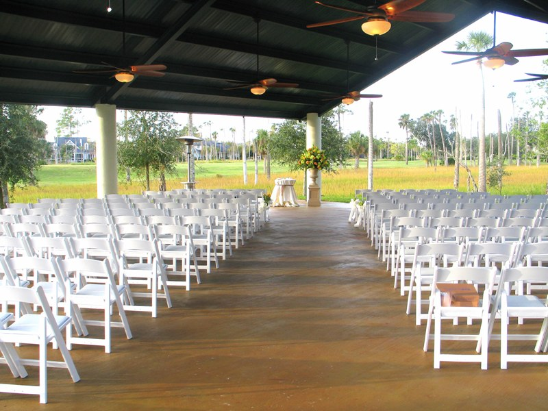 Marsh View Wedding